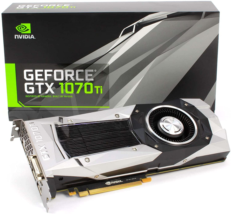 Nvidia GTX1070ti