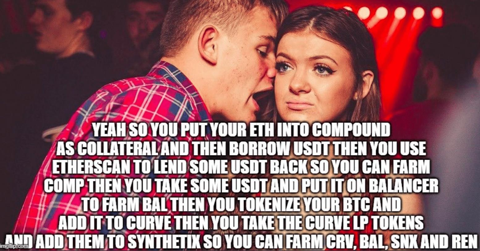 meme compound.finance