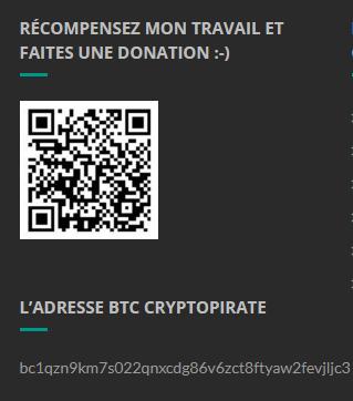 Clef publique cryptopirate